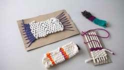 Kids Weaving