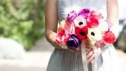 Paper Flowers: Make an Anemone Bouquet