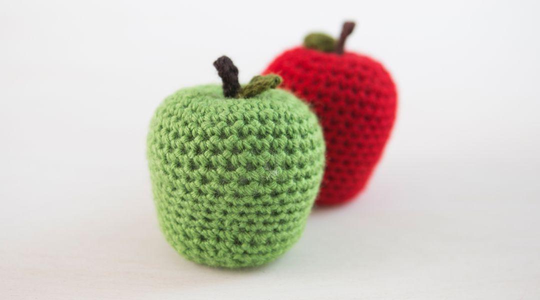 Eat Your Fruits & Veggies Crochet-Along