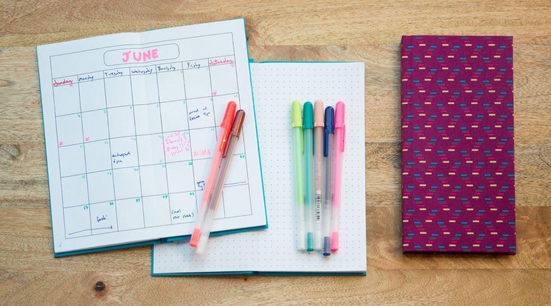 DIY Year Planner