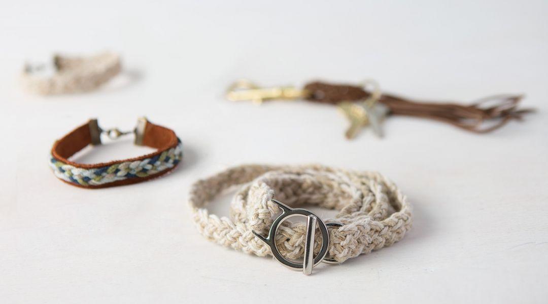 Five-Strand Braid Crafts