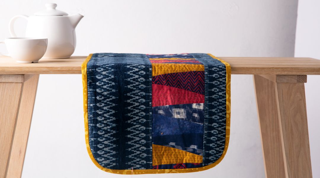 Sew a Reversible Table Runner