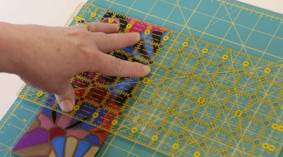 Cutting Squares, Triangles, and Diamonds