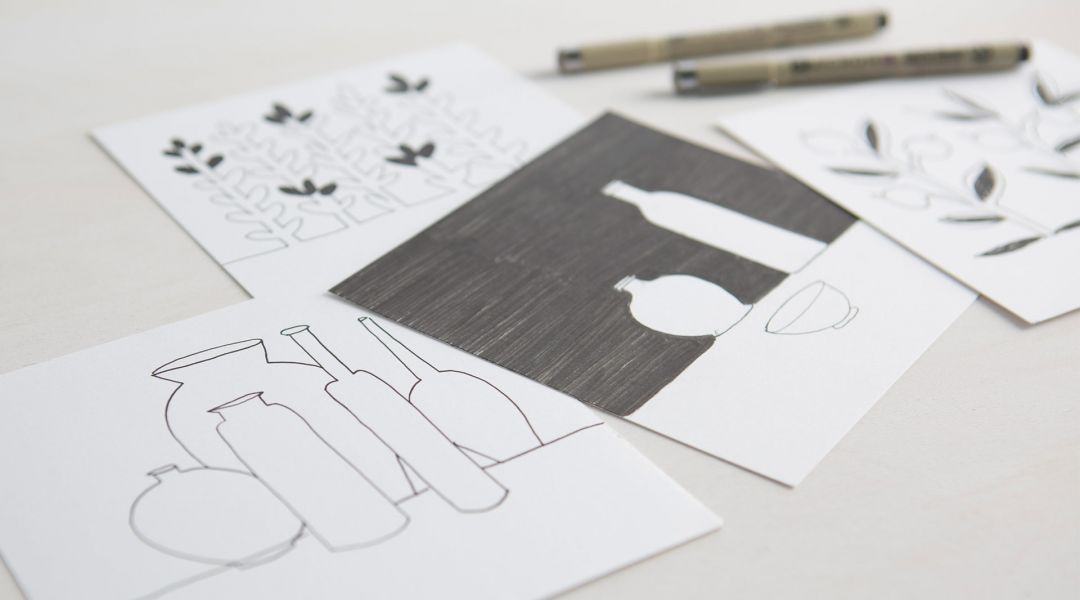 Drawing Essentials: Composition and Perspective