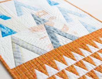 Paper-Pieced Quilts: A Modern Approach to Quilting