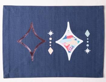 Cricut Crafts: Winter Placemat