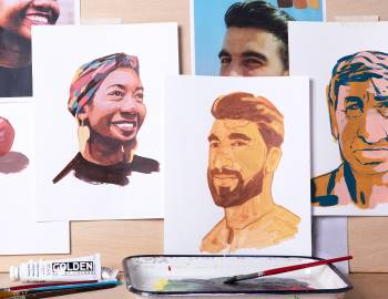 Advanced Acrylic Painting