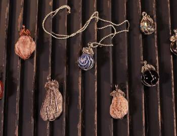 Caged Wire Wrap