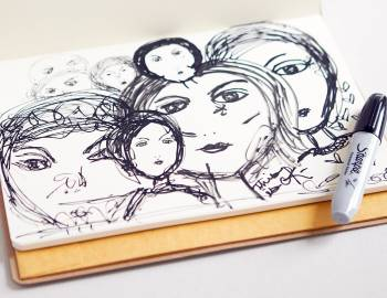 Art Journaling: Getting Started
