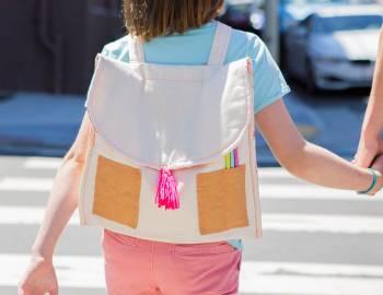 Sew a Kid's Backpack