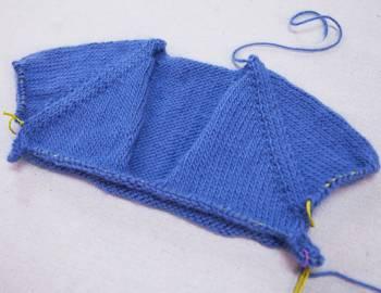 Top-Down Sweater Knitting: Custom-Fit Raglan Sweater
