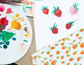 Drawing and Illustration Basics: Drawing Trickier Shapes and Adding Color