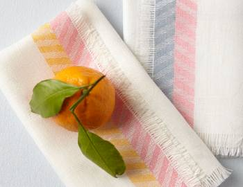How to Sew Napkins