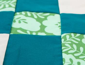 How to Chain Piece Fabric