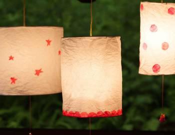 Rice Paper Lanterns