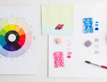 Acrylic Painting for Beginners: Understanding Color