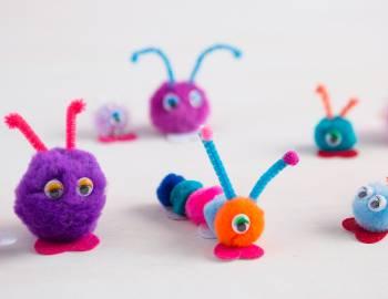 DIY Valentine's Day Love Bugs