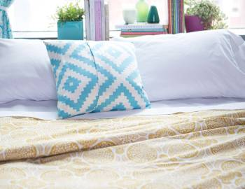 Easy Home Decor Sewing: Curtains and Duvets