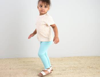 Sewing for Little Ones: Trace and Make T-Shirt and Leggings